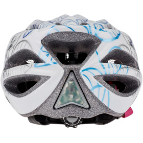 Alpina FB 2.0 Flash Helmet Jugend white floral